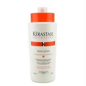 Kerastase nutritive bain satin 2 shampoo 1 litro karol for Kerastase bain miroir 1 vs 2